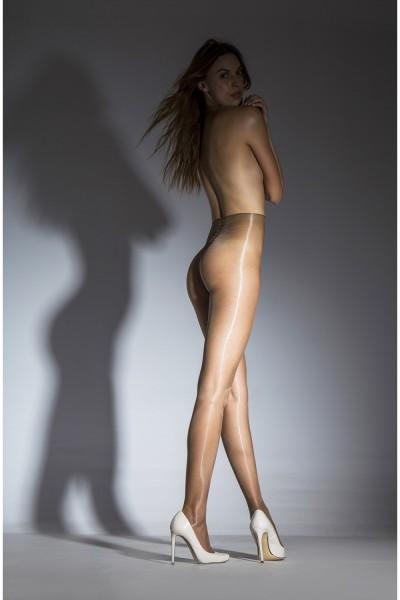 Cecilia de Rafael Eterno 15 - Gloss no waistband tights