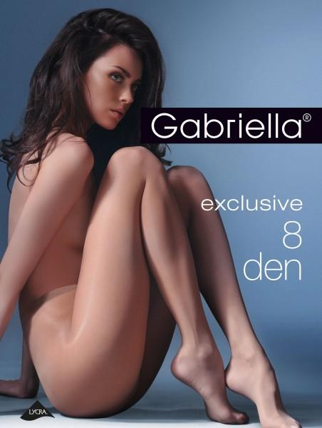 Gabriella - Ultra sheer tights Exclusive, 8 DEN