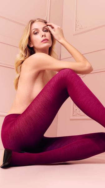 Trasparenze - Opaque tights with wool Jennifer, 100 denier